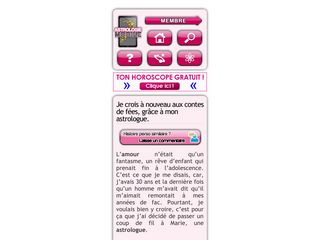 Astrologie amour mobile