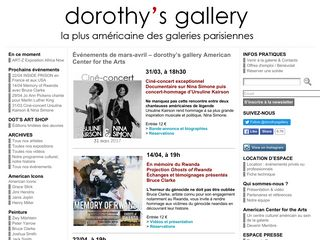 Galerie d'art contemporain – Dorothy's Gallery