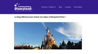 Le Guide Pratique De Disneyland Paris