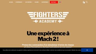 Fighters-Academy, centre de loisirs à sensations fortes